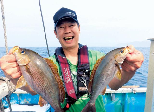 釣行の写真