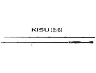 キスBBは2019年新発売の船釣りシロギス専用ロッド!ハイパワーX採用のブランクスで軽快なキャスティングが楽しめる!