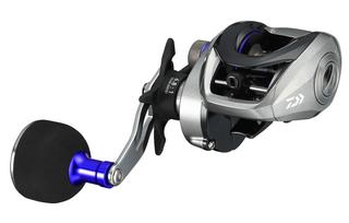 フネXTは2019年新発売の船釣り専用ベイトリール!ロングハンドルアーム標準装備