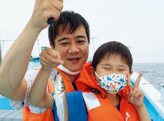 [貸し切り船ナビ(第1回)]東京湾奥金沢漁港・蒲利丸