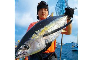 [大物釣りビギナーのドリームチャレンジ(第5回)]パヤオに群れが着く好期、相模湾のカツオ・キハダは視界良好!