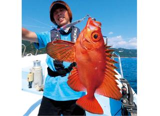 [吉岡進の新世代沖釣り方程式(第4回)]東伊豆で楽しむタイラバ&SLJ