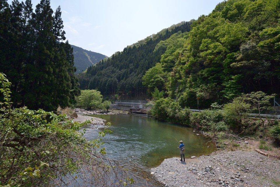 渓流釣り ルアー