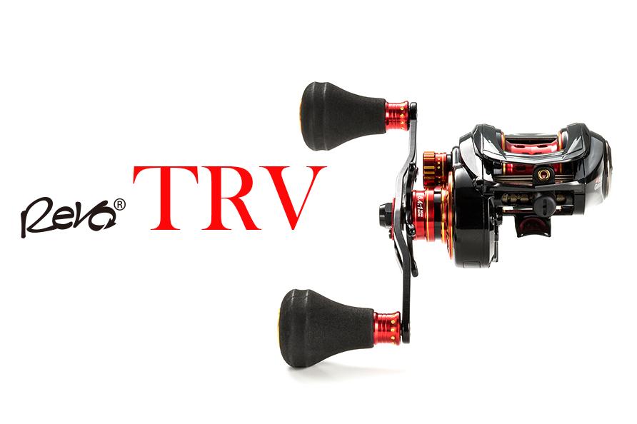 アブ・ガルシア REVO TRVのリーリングがタイラバに最適!