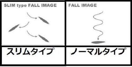 ジグパラ 動き 画像