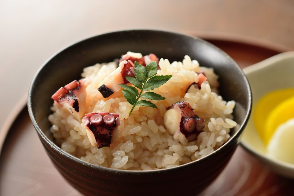 タコの消費量なんと世界1位のタコ大国日本!旬のマダコを使ってタコ飯を作ってみませんか?作り方のコツを大公開!