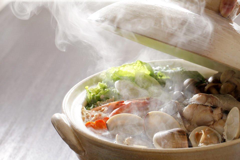 鍋 料理 写真