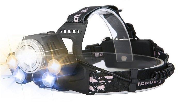 釣り用ヘッドライトの選び方!防水性と明るさを考えて選ぼう!
