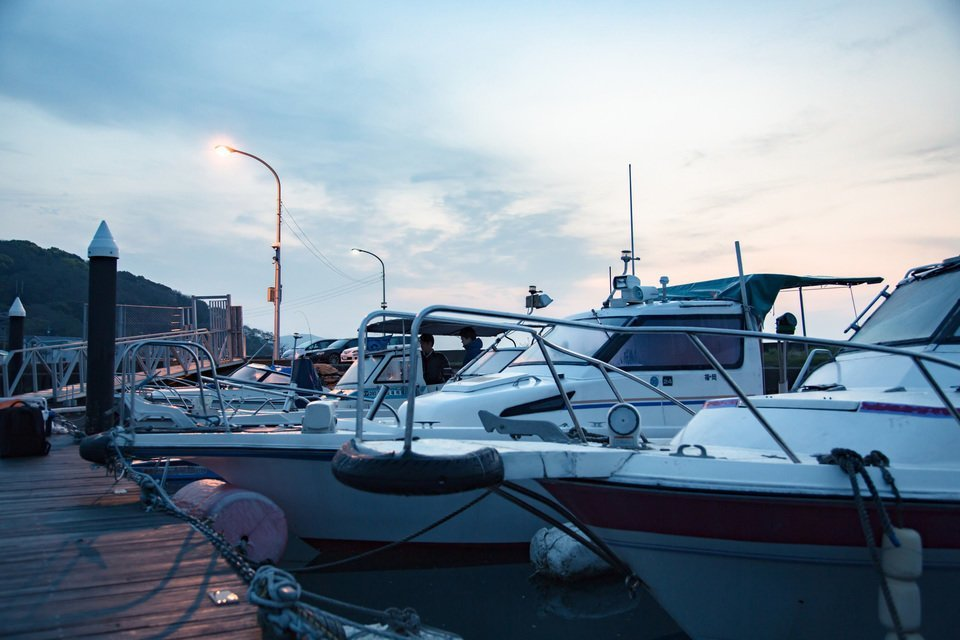 釣り船 写真