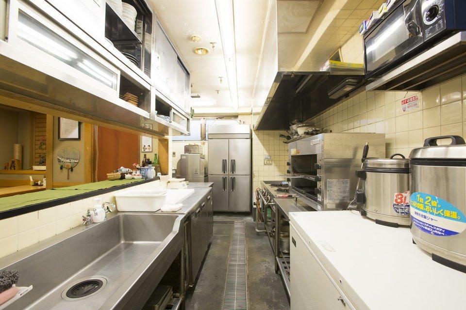 キッチン 写真