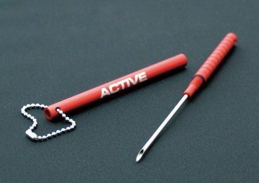 ACTIVE エア抜き 道具 写真