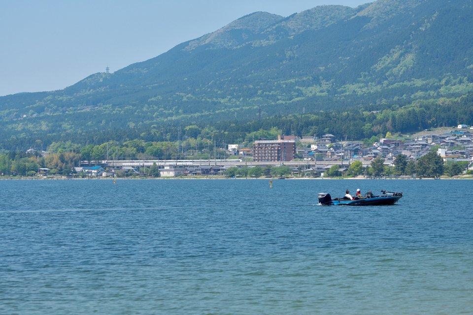 琵琶湖 写真