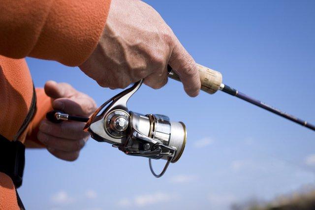 リール リーリング 釣りのテクニック