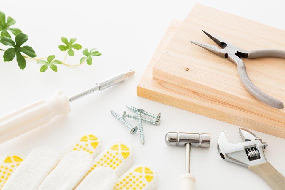 DIY 木 手作り