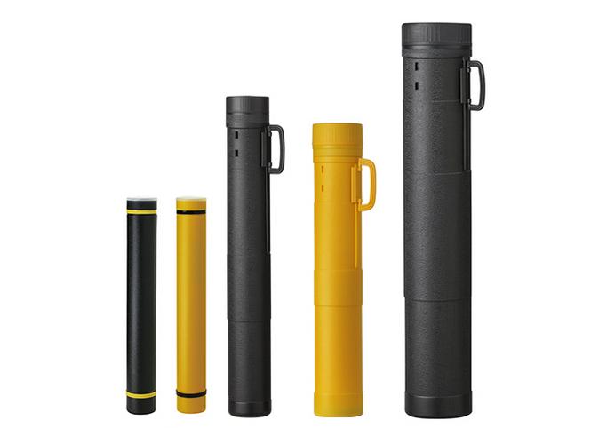 ラウンドエアーロッドケースは2018年新発売のロッド収納専用ケース!長さの調節がカンタンにできる軽量アイテム!