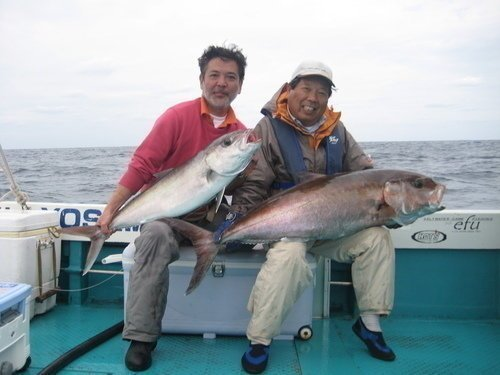 釣り人 男性 仕掛け 泳がせ釣り