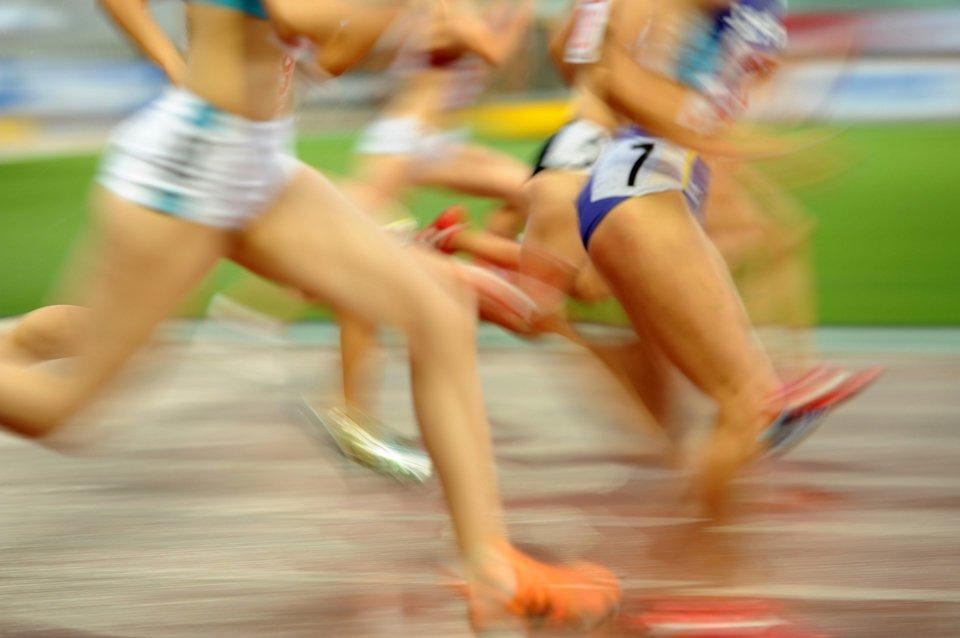 陸上選手 写真 オリンピック