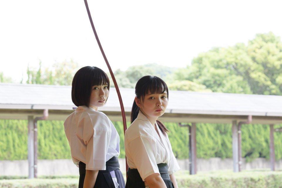 弓道 女の子