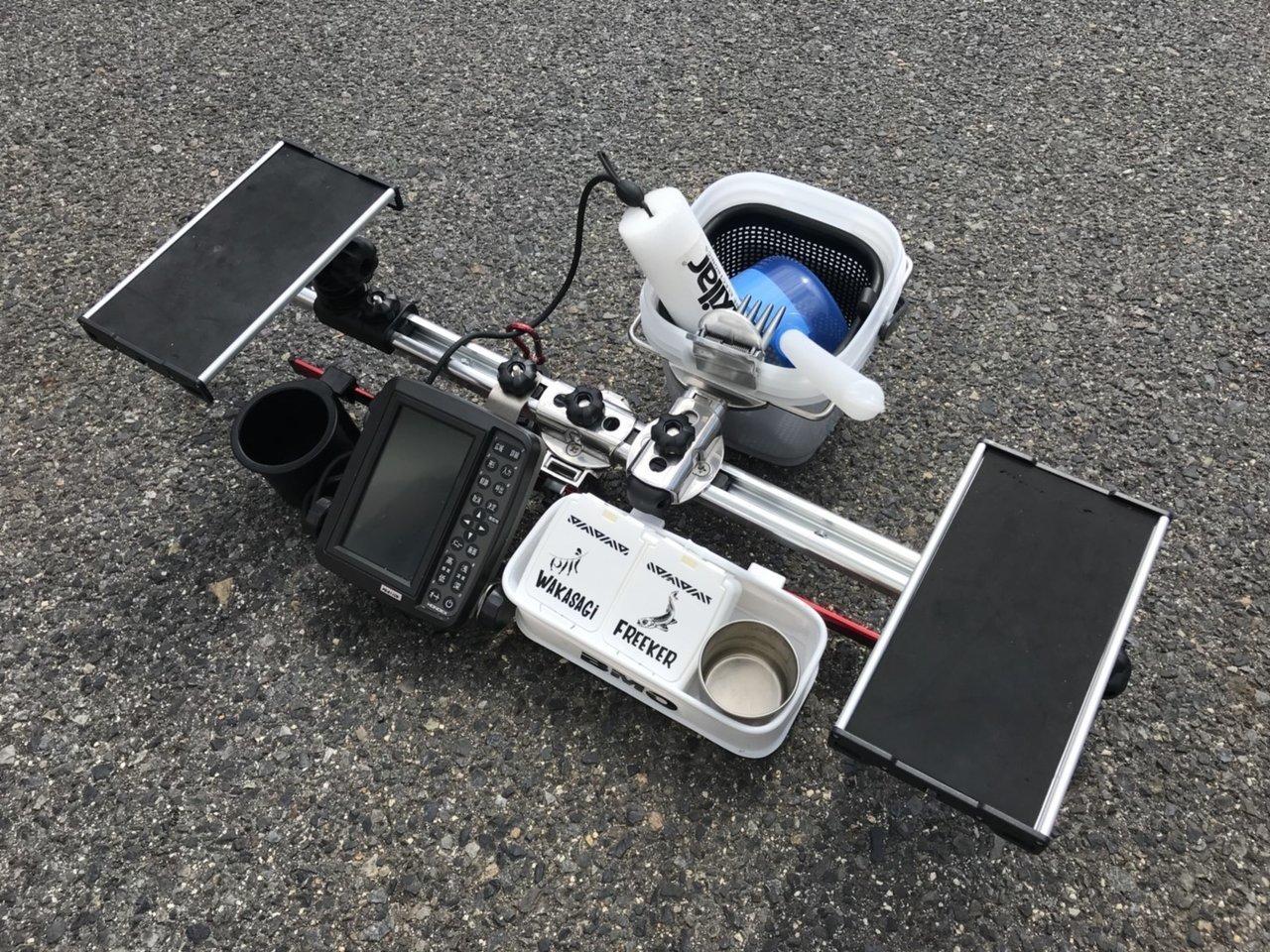 BMOワカサギレールシステムの写真