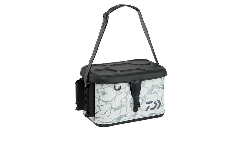 モバイルタックルバッグS(B)は2020年新発売のさまざまな釣りに対応可能なタックルバッグ!