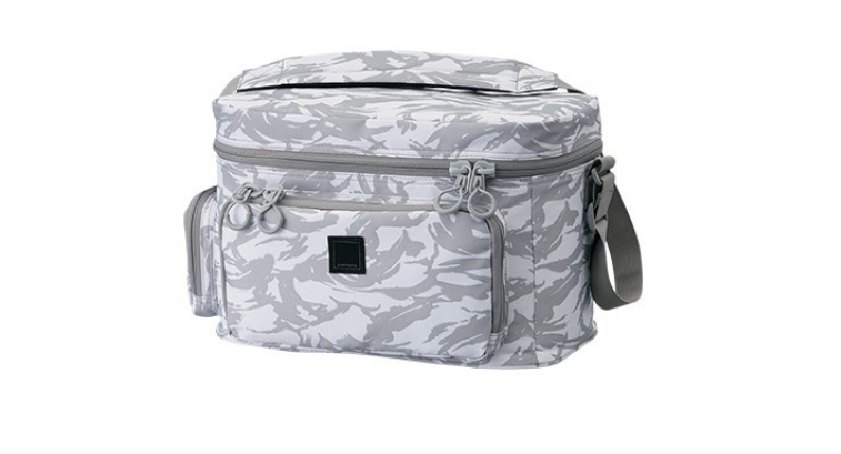 タックルクッションバッグは2020年新発売の釣り用タックル収納バッグ!
