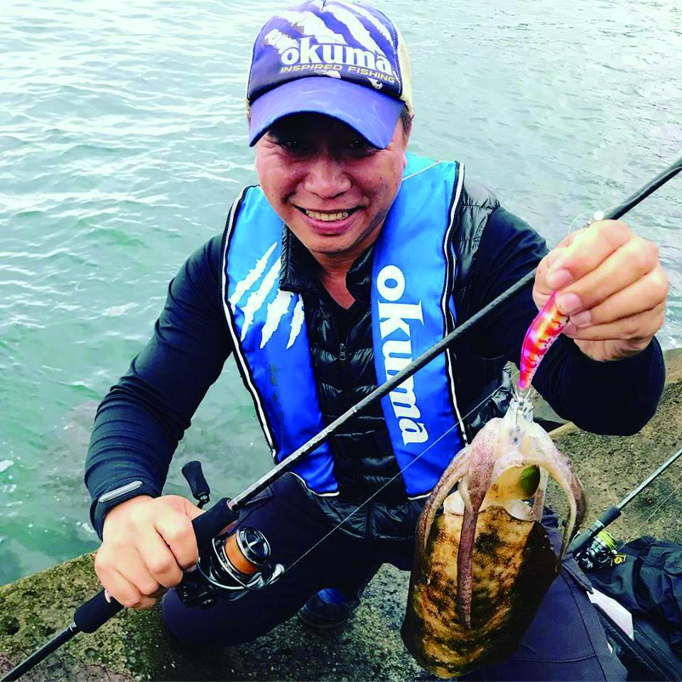 釣り人 エピクサーXTプラス 写真