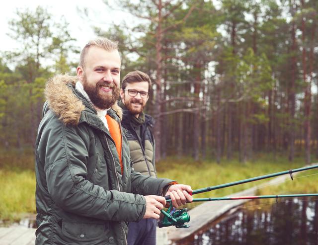 釣り 英語 外国人