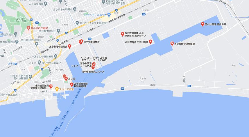 苫小牧 東港 釣り 【2019.9.2】苫小牧東港のフェンス前って立入禁止だったのね【釣果報...
