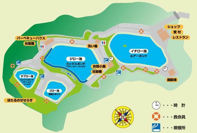 地図イラスト