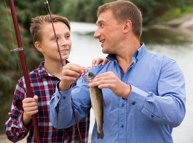釣り アメリカ