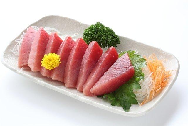 赤身 魚 筋肉