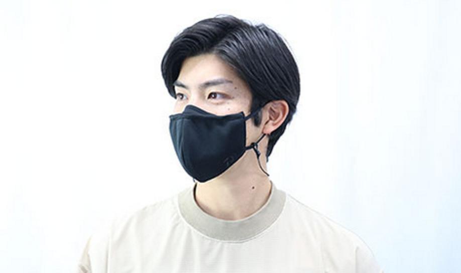 マスクのアップ写真