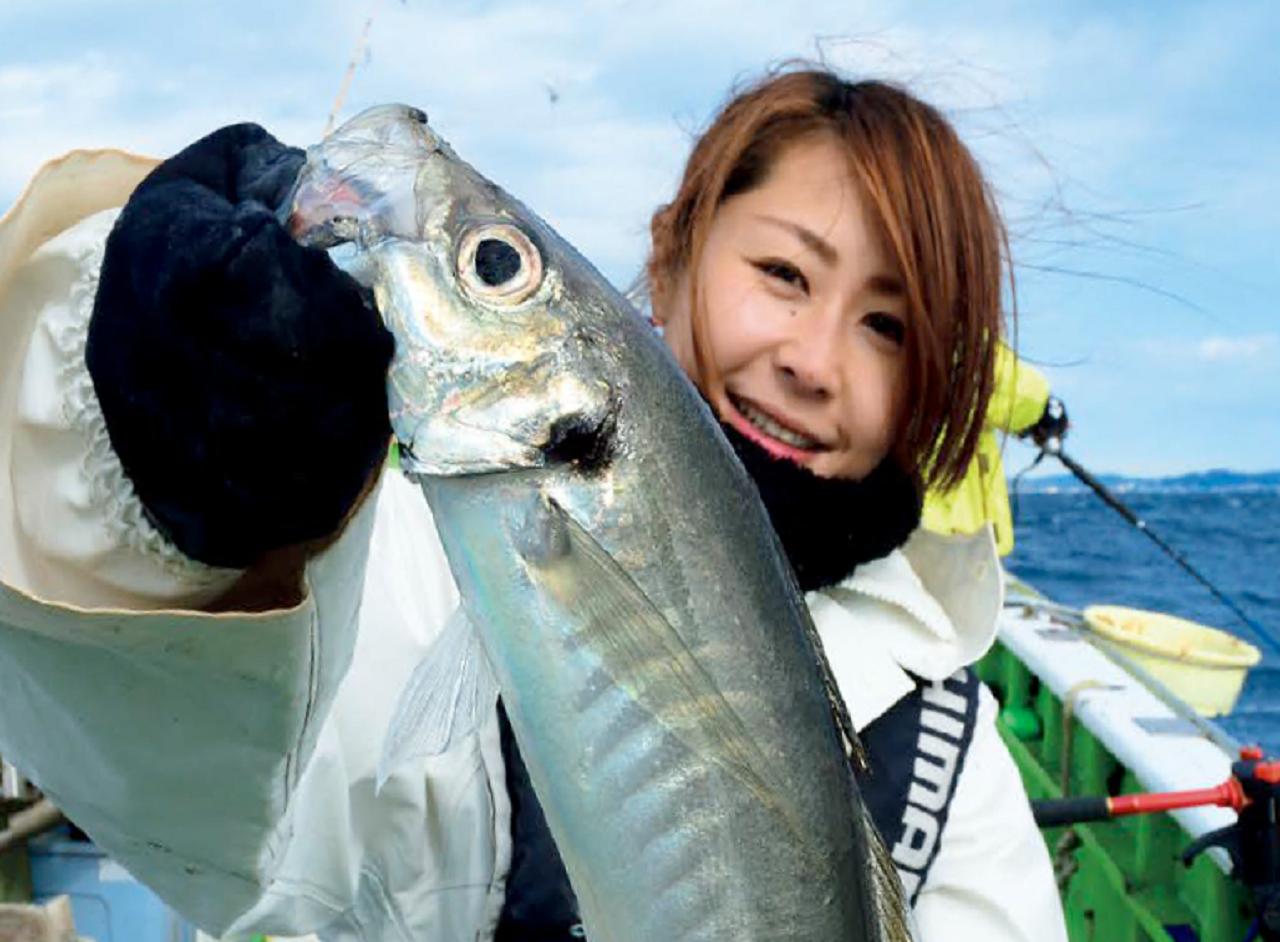 夏のアジ釣りステップアップ講座~速潮を制してタナを取る!~