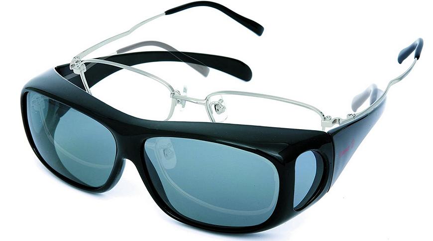 眼鏡のアップ写真