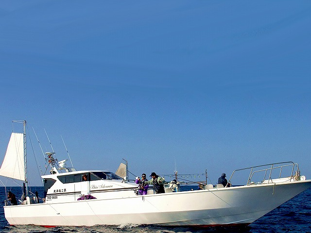 第二成幸丸の公式釣り船予約「24時間受付・特別割引・ポイント還元」by釣割