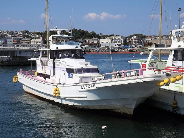 多希志丸の公式釣り船予約「24時間受付・特別割引・ポイント還元」by釣割