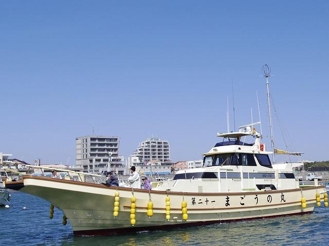 まごうの丸の公式釣り船予約「24時間受付・特別割引・ポイント還元」by釣割