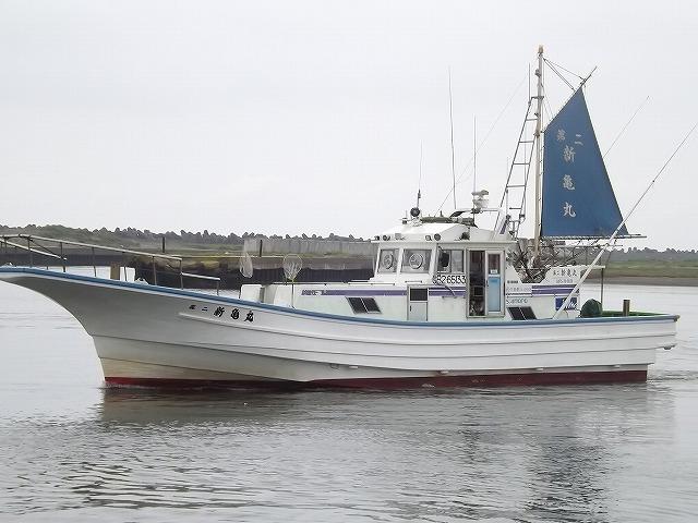 第二新亀丸の公式釣り船予約「24時間受付・特別割引・ポイント還元」by釣割