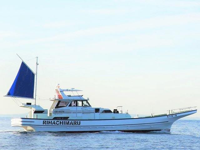 利八丸の公式釣り船予約「24時間受付・特別割引・ポイント還元」by釣割