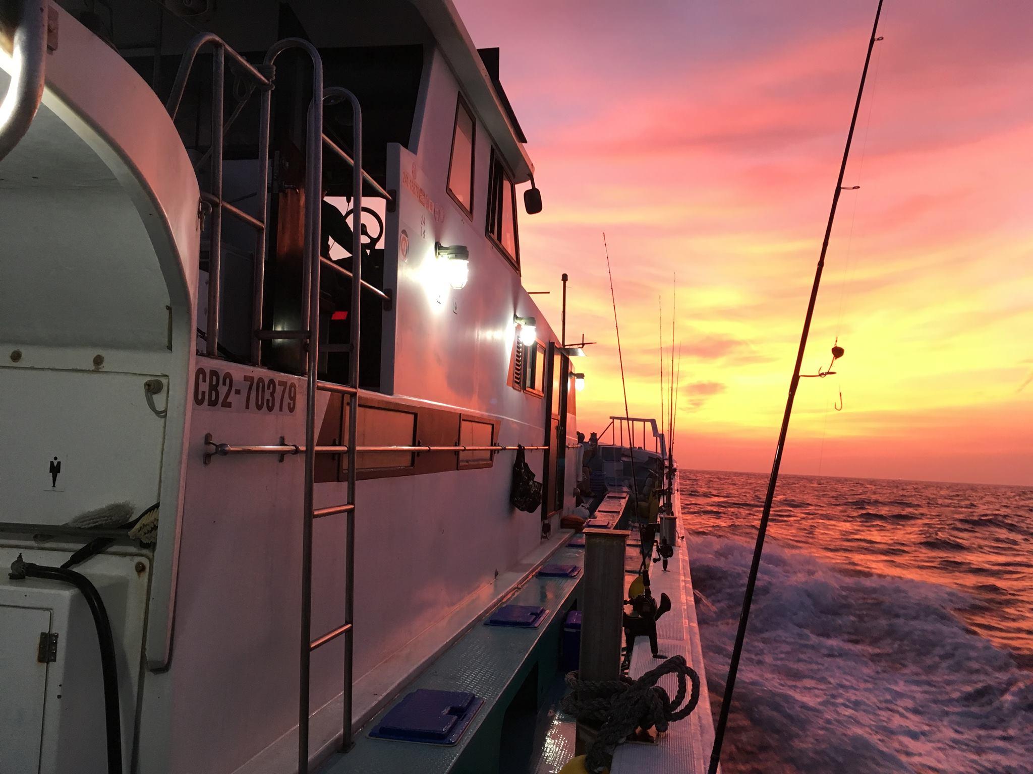 勝晃丸の公式釣り船予約「24時間受付・特別割引・ポイント還元」by釣割