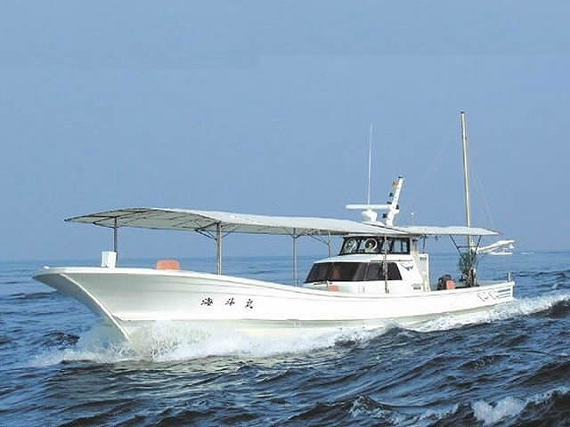海斗丸の公式釣り船予約「24時間受付・特別割引・ポイント還元」by釣割