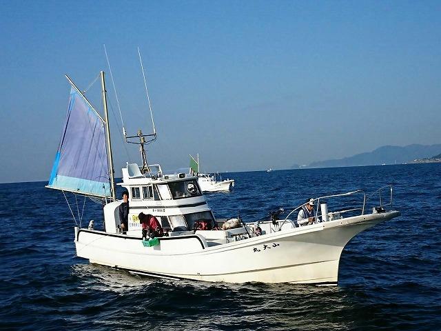 山大丸の公式釣り船予約「24時間受付・特別割引・ポイント還元」by釣割