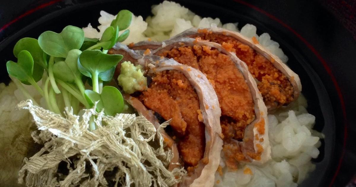 ◎鮒寿司のわさび茶漬け◎ by ノブリン