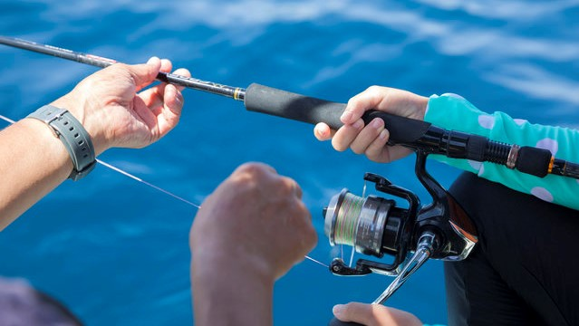 釣り方の画像