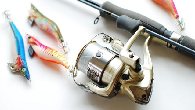釣具(タックル)の画像