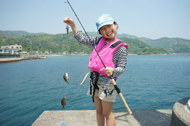 釣り初心者の画像